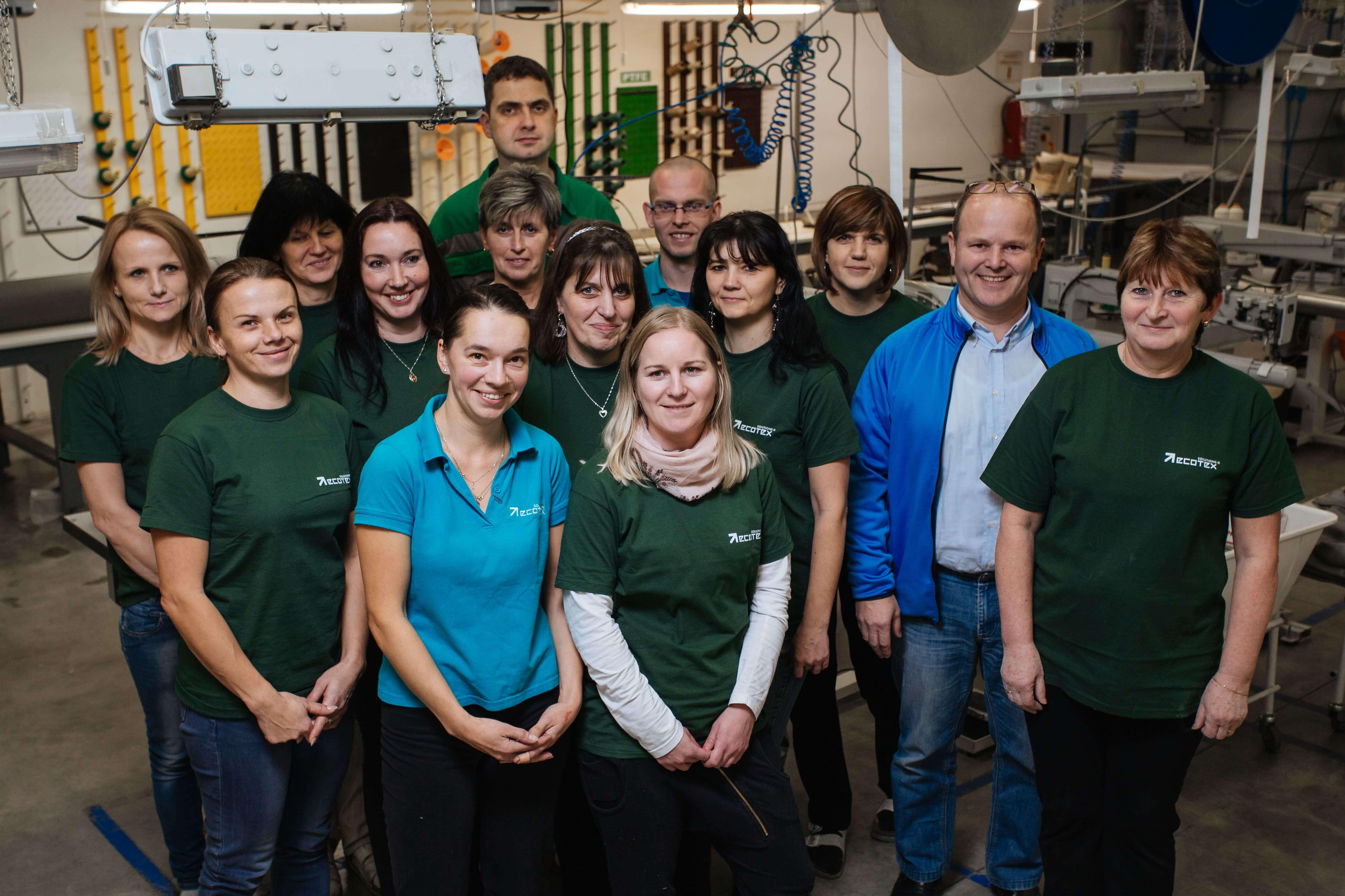 Работа в Чехии швея