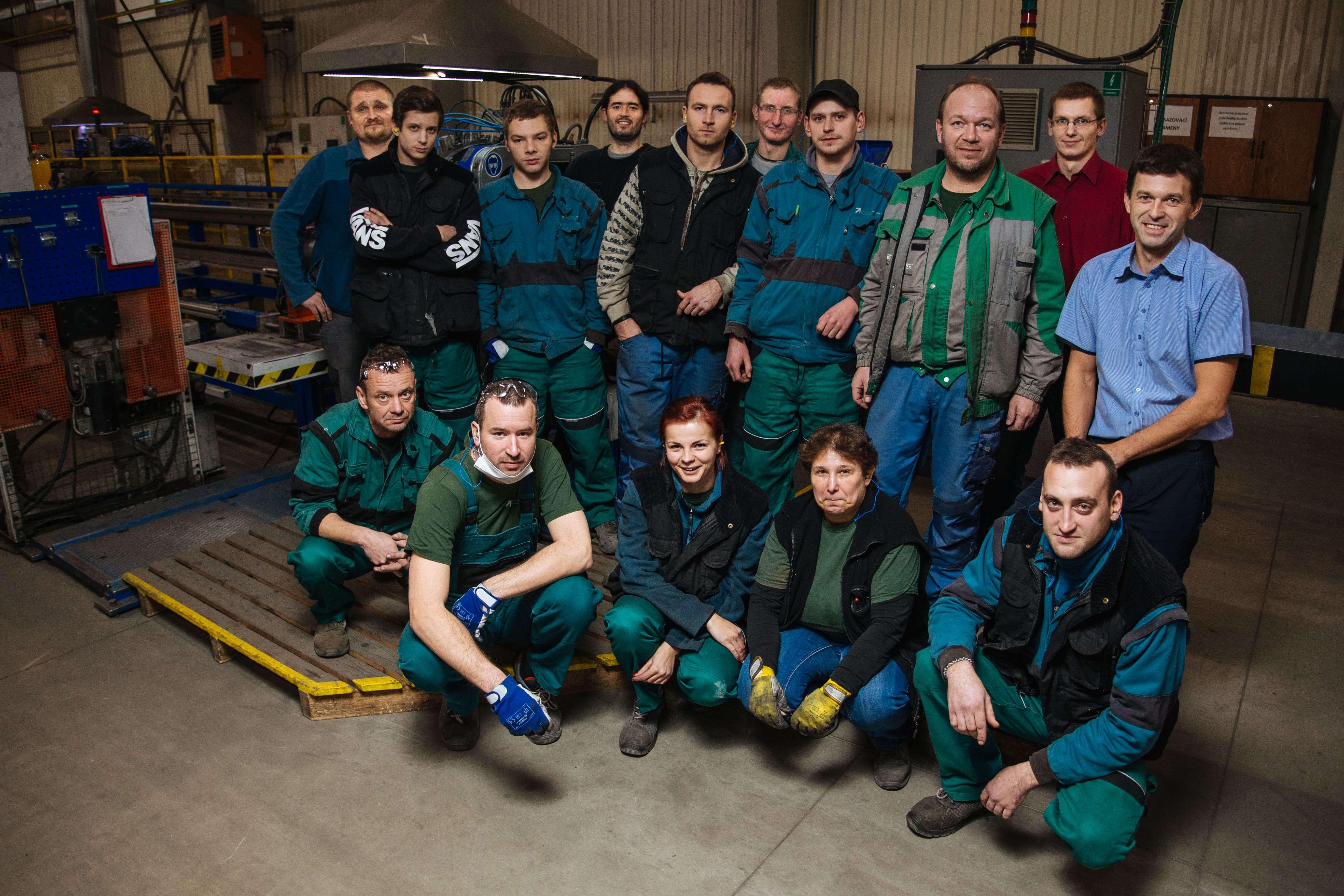 Работа в Чехии слесарем