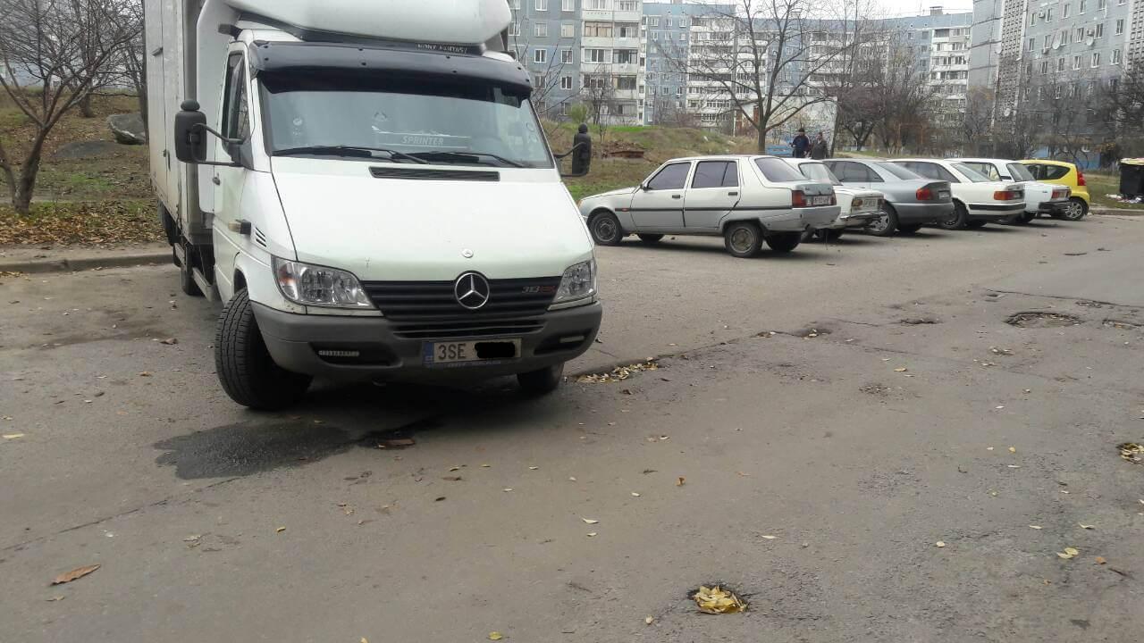 Перевозка мебели в Украину