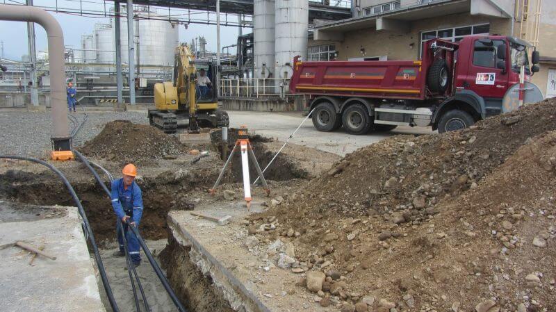 Работа в Чехии в строительной компании Raeder & Falge