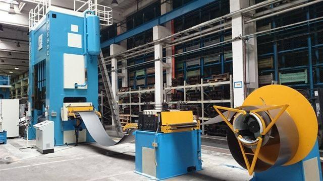 Работа в Чехии оператором в производстве металлических изделий